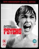Psycho - British Blu-Ray cover (xs thumbnail)