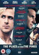 The Place Beyond the Pines - British DVD cover (xs thumbnail)