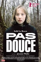 Pas douce - Swiss Movie Poster (xs thumbnail)