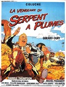 La vengeance du serpent à plumes - French Movie Poster (xs thumbnail)