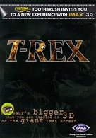 T-Rex: Back to the Cretaceous - Thai Movie Poster (xs thumbnail)