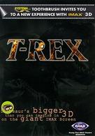 T-Rex: Back to the Cretaceous - Thai Movie Poster (xs thumbnail)