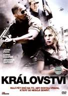 The Kingdom - Czech DVD movie cover (xs thumbnail)