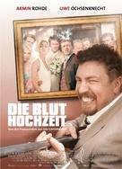 Die Bluthochzeit - German Theatrical poster (xs thumbnail)