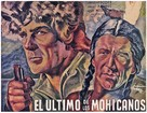The Last of the Mohicans - Argentinian Movie Poster (xs thumbnail)