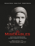 Les miserables - French Movie Poster (xs thumbnail)