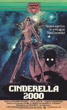 Cinderella 2000 - VHS cover (xs thumbnail)
