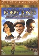 Bobby Jones, Stroke of Genius - Finnish DVD cover (xs thumbnail)