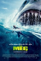 The Meg - South African Movie Poster (xs thumbnail)