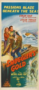 Smuggler's Gold - Australian Movie Poster (xs thumbnail)
