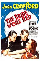 The Bride Wore Red - Movie Poster (xs thumbnail)