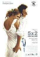 5x2 - German Movie Poster (xs thumbnail)