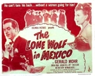 The Lone Wolf in Mexico - Movie Poster (xs thumbnail)