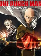 """One-Punch Man"" - Japanese Movie Poster (xs thumbnail)"