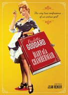 The Diary of a Chambermaid - DVD movie cover (xs thumbnail)