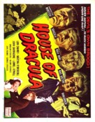 House of Dracula - Movie Poster (xs thumbnail)