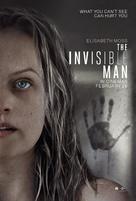 The Invisible Man - British Movie Poster (xs thumbnail)