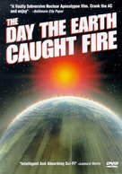 The Day the Earth Caught Fire - DVD movie cover (xs thumbnail)