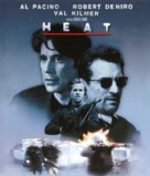 Heat - French Movie Cover (xs thumbnail)