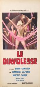 Morgane et ses nymphes - Italian Movie Poster (xs thumbnail)