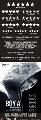Boy A - Danish Movie Poster (xs thumbnail)