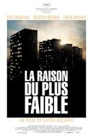 Raison du plus faible, La - French Movie Poster (xs thumbnail)