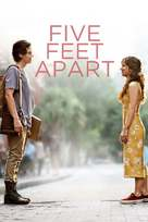 Five Feet Apart - Movie Cover (xs thumbnail)