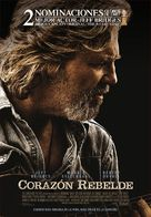 Crazy Heart - Spanish Movie Poster (xs thumbnail)