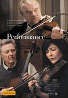 A Late Quartet - Australian Movie Poster (xs thumbnail)