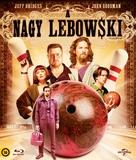 The Big Lebowski - Hungarian Movie Cover (xs thumbnail)