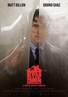 The House That Jack Built - Chilean Movie Poster (xs thumbnail)