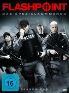 """Flashpoint"" - German DVD cover (xs thumbnail)"