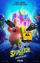 The SpongeBob Movie: Sponge on the Run - British Movie Poster (xs thumbnail)