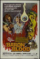 Gli orrori del castello di Norimberga - Movie Poster (xs thumbnail)