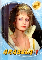 """Arabela"" - Czech DVD cover (xs thumbnail)"