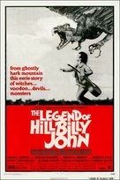 The Legend of Hillbilly John - Movie Poster (xs thumbnail)