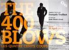 Les quatre cents coups - British Movie Poster (xs thumbnail)