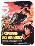 Armored Command - French Movie Poster (xs thumbnail)
