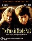 The Panic in Needle Park - Australian DVD cover (xs thumbnail)