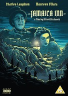 Jamaica Inn - British DVD movie cover (xs thumbnail)