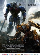 Transformers: The Last Knight - Czech Movie Poster (xs thumbnail)