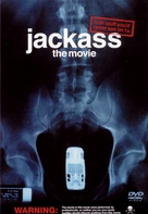 Jackass: The Movie - Movie Cover (xs thumbnail)