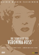 Die Sehnsucht der Veronika Voss - German Movie Cover (xs thumbnail)