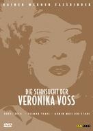 Die Sehnsucht der Veronika Voss - German Movie Cover (xs thumbnail)