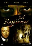 Jack the Ripper - Slovak Movie Cover (xs thumbnail)