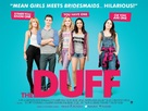 The DUFF - British Movie Poster (xs thumbnail)