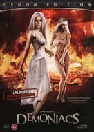 Les dèmoniaques - Danish DVD cover (xs thumbnail)