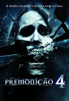 The Final Destination - Brazilian Movie Poster (xs thumbnail)