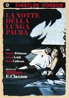 Night of the Lepus - Italian DVD cover (xs thumbnail)