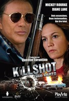 Killshot - Brazilian Movie Cover (xs thumbnail)